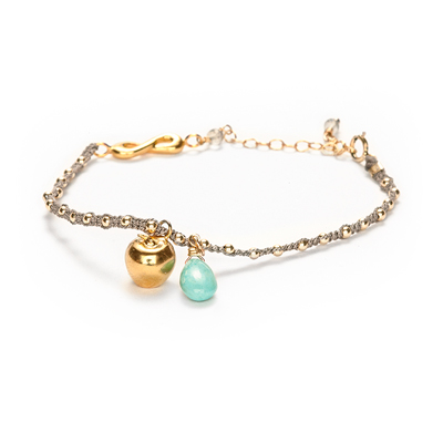 health apple sophie lutz jewellery gold braclet