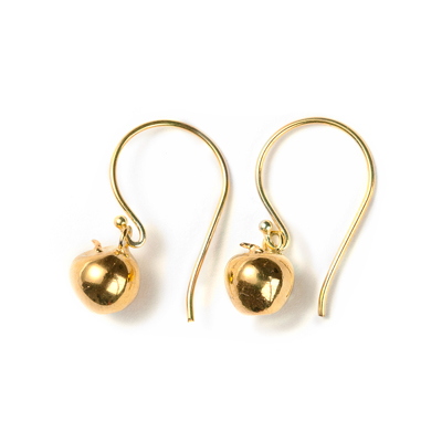 health apple sophie lutz jewellery gold earrings