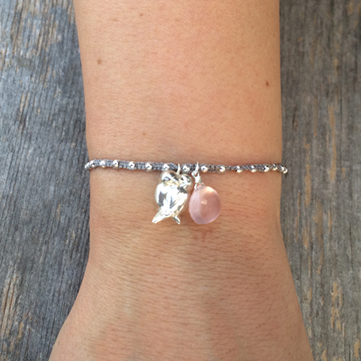 love birds sophie lutz jewellery silver braclet