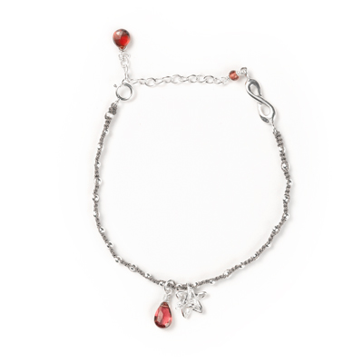 passion lotus sophie lutz jewellery silver braclet