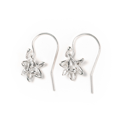 passion lotus sophie lutz jewellery silver earrings