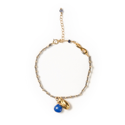 transformation scarab sophie lutz jewellery gold braclet